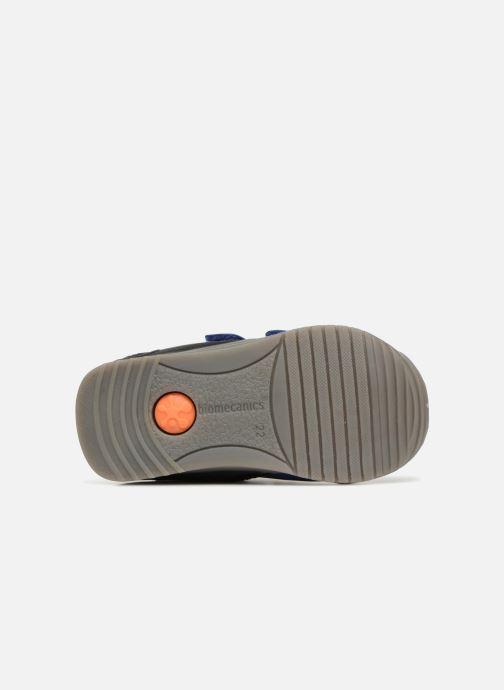 Bottines et boots Biomecanics Esteban Bleu vue haut