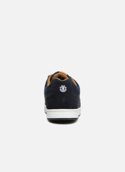 Sneakers Element Granite Blauw rechts