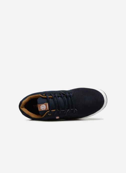 Sneakers Element Granite Blauw links