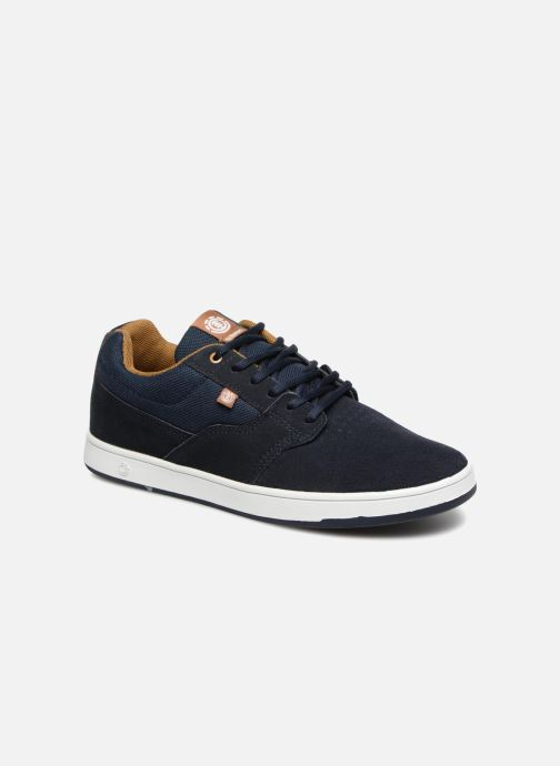 Sneakers Element Granite Blauw detail