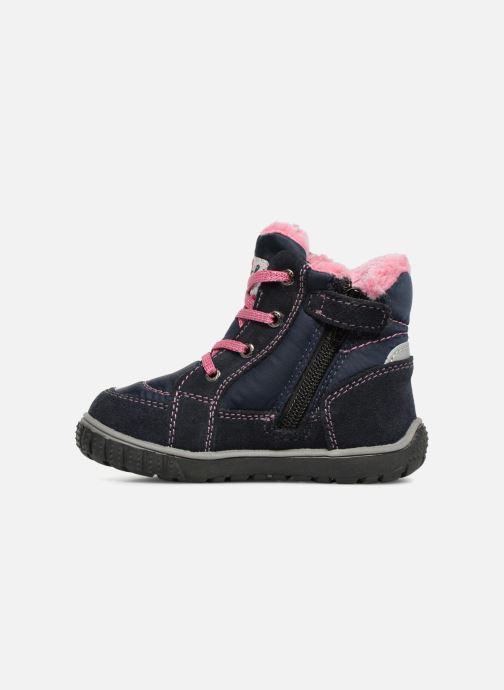 Chaussures de sport Lurchi by Salamander Jona-Tex Bleu vue face