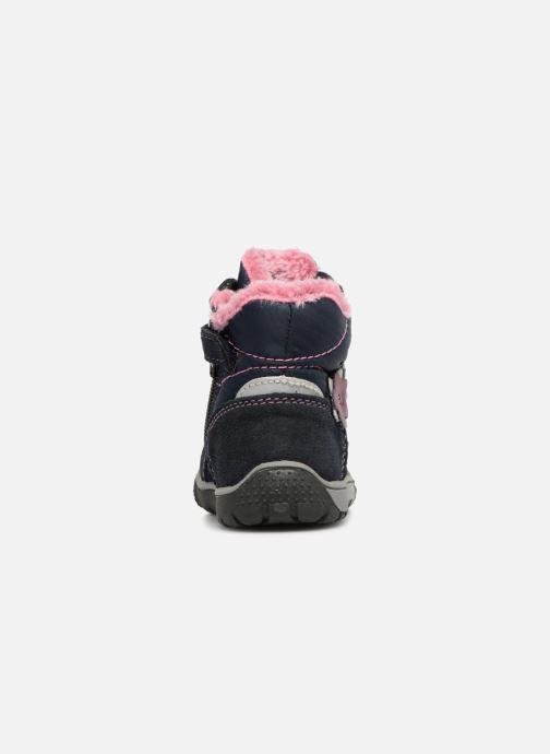 Chaussures de sport Lurchi by Salamander Jona-Tex Bleu vue droite