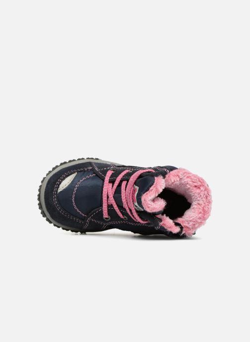 Chaussures de sport Lurchi by Salamander Jona-Tex Bleu vue gauche