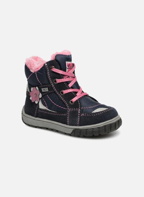 Chaussures de sport Lurchi by Salamander Jona-Tex Bleu vue détail/paire