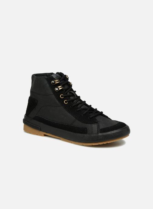 Sneaker TBS Bivouac schwarz detaillierte ansicht/modell