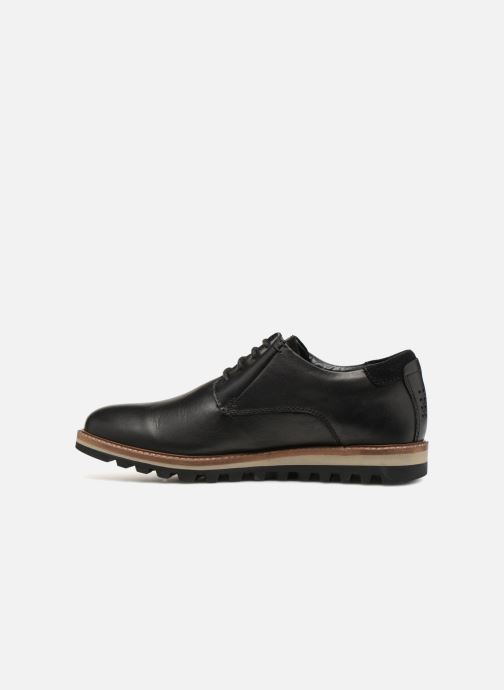 Lace-up shoes TBS Haldenn Black front view