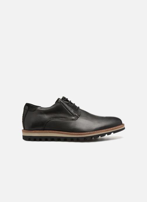 Chaussures à lacets TBS Haldenn Noir vue derrière