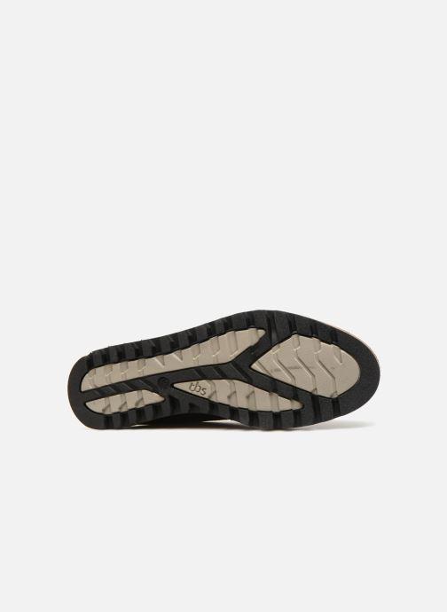 Chaussures à lacets TBS Haldenn Noir vue haut