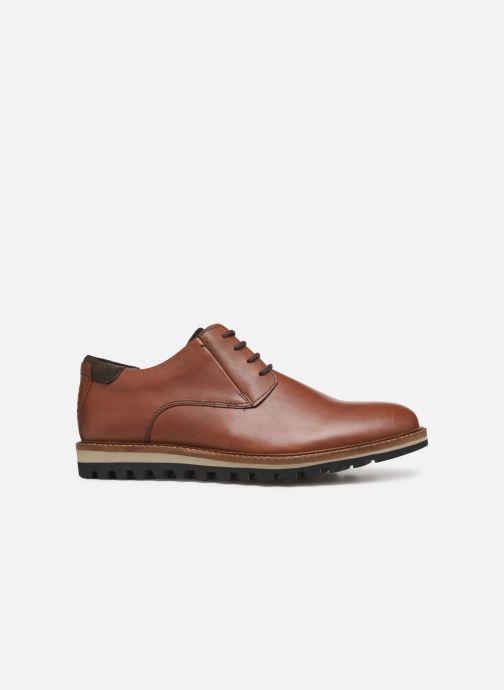 Chaussures à lacets TBS Haldenn Marron vue derrière