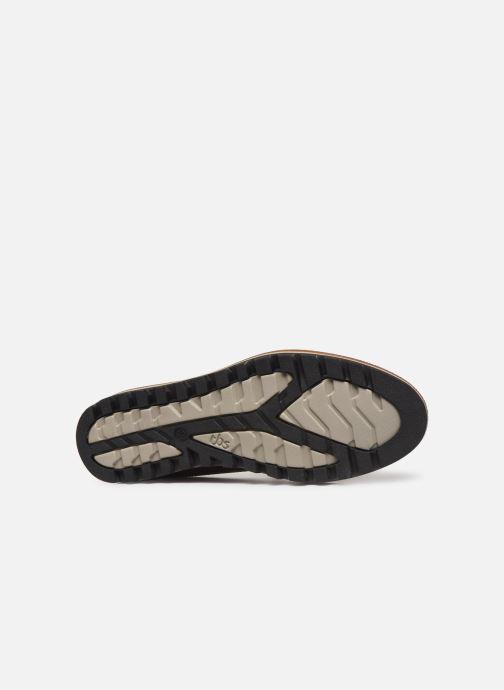 Chaussures à lacets TBS Haldenn Marron vue haut