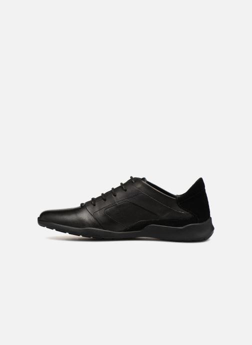 Sneakers TBS Jardins Nero immagine frontale