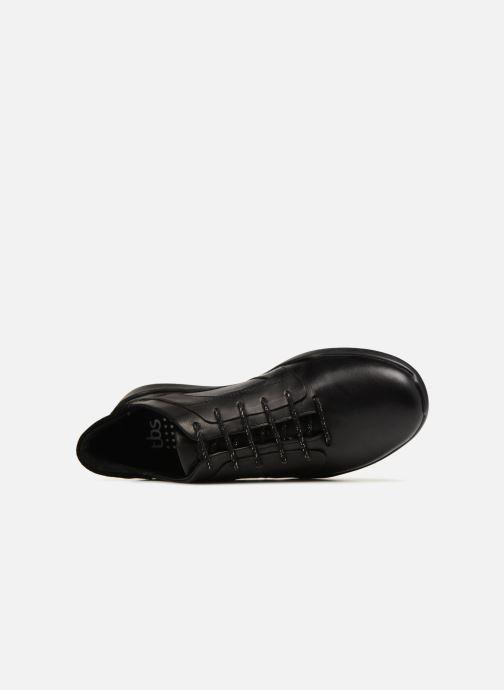 Sneakers TBS Jardins Nero immagine sinistra
