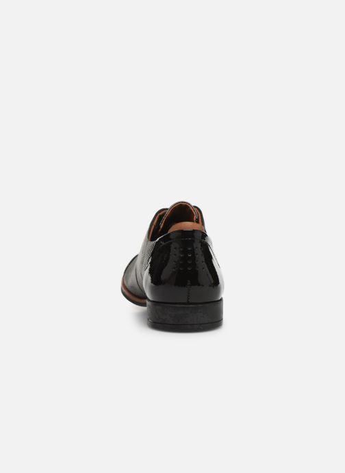Chaussures à lacets TBS Missies Noir vue droite