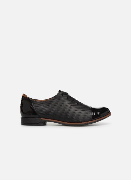 Chaussures à lacets TBS Missies Noir vue derrière