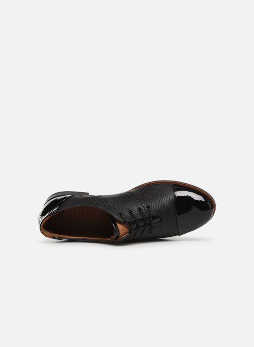 Chaussures à lacets TBS Missies Noir vue gauche