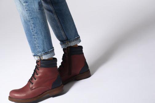 Boots en enkellaarsjes TBS Mistral Rood onder