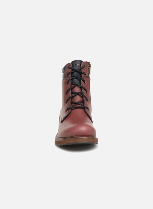 Boots en enkellaarsjes TBS Mistral Rood model