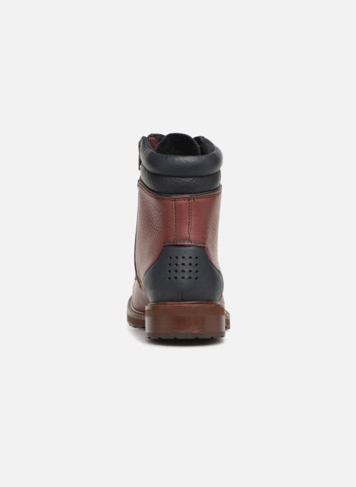 Boots en enkellaarsjes TBS Mistral Rood rechts