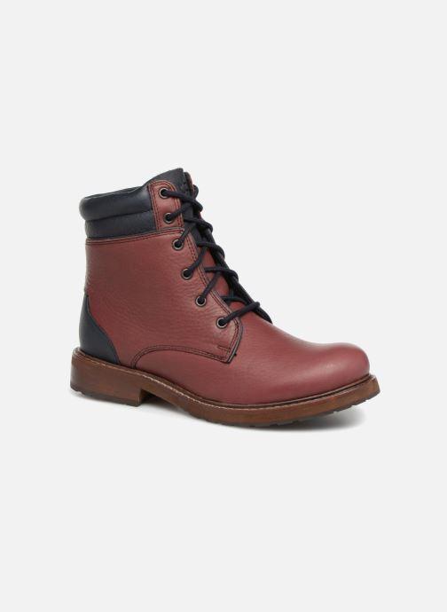 Boots en enkellaarsjes TBS Mistral Rood detail