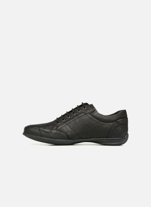 Sneakers TBS Tumbler Nero immagine frontale