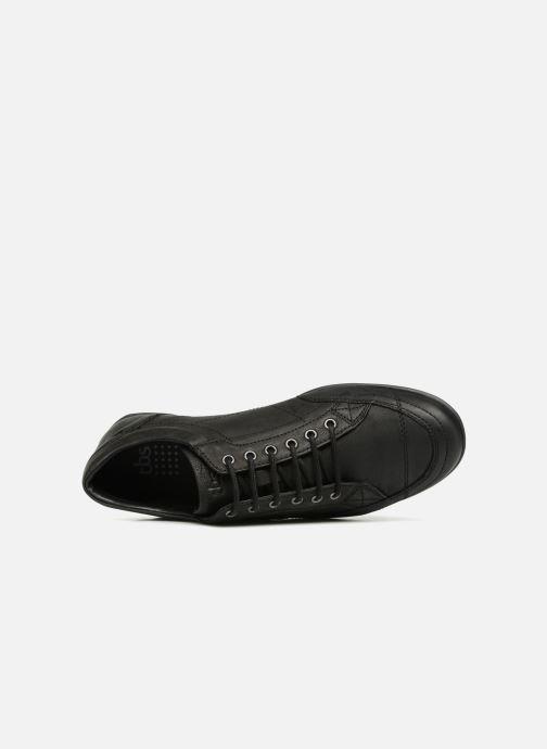 Sneakers TBS Tumbler Nero immagine sinistra