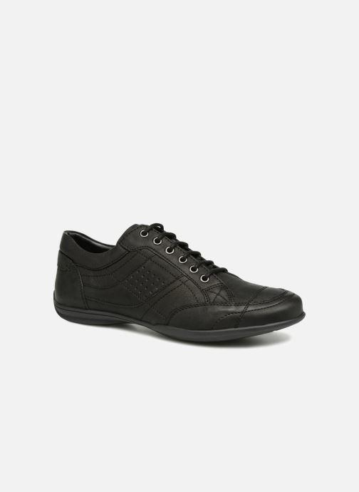 Sneakers TBS Tumbler Nero vedi dettaglio/paio