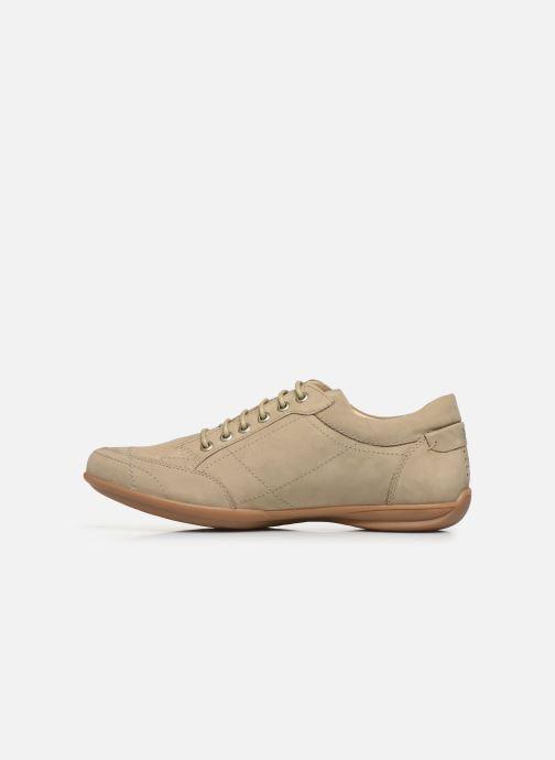 Sneakers TBS Tumbler Beige immagine frontale