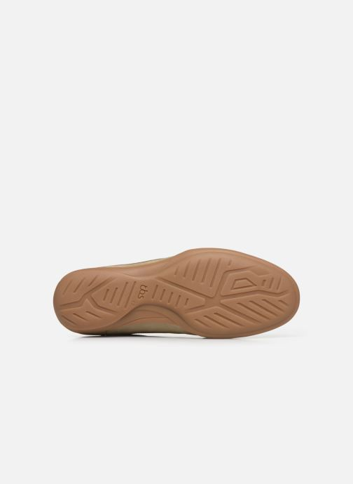 Sneakers TBS Tumbler Beige immagine dall'alto