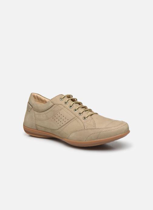 Sneakers TBS Tumbler Beige vedi dettaglio/paio