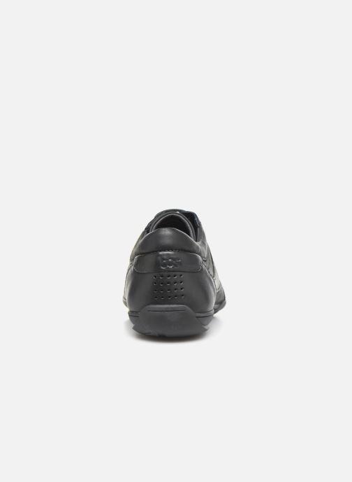 Sneakers TBS Tumbler Nero immagine destra