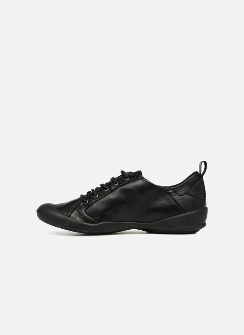 Sneaker TBS Vasquez schwarz ansicht von vorne