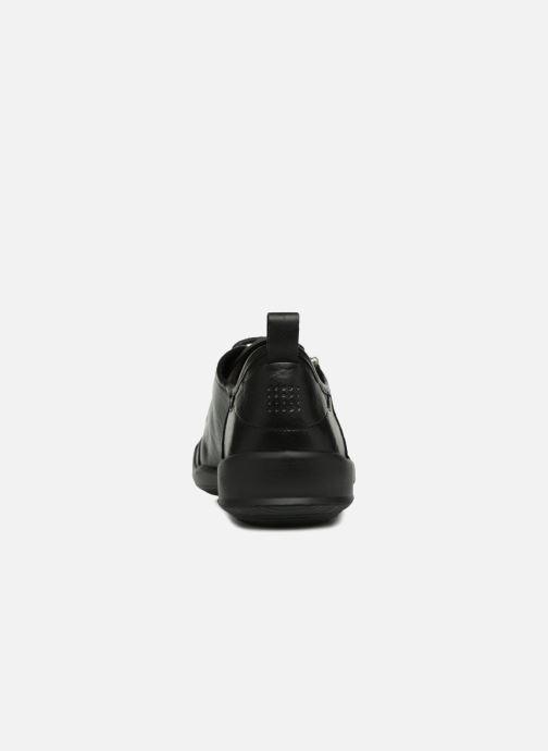 Sneaker TBS Vasquez schwarz ansicht von rechts