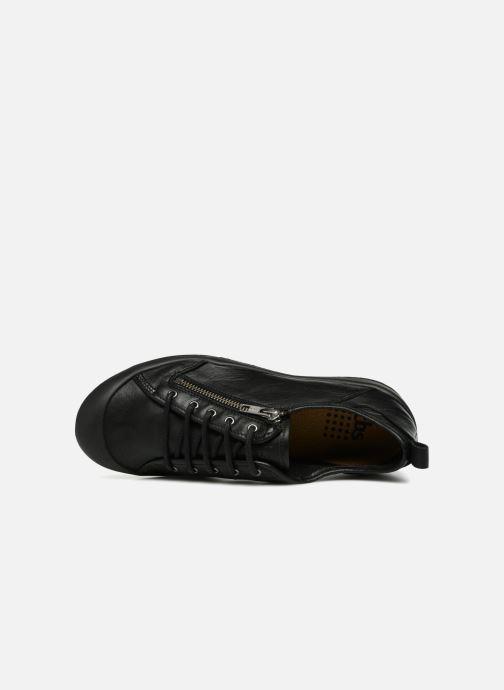 Sneaker TBS Vasquez schwarz ansicht von links