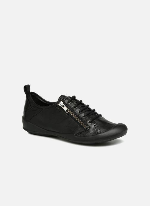 Sneaker TBS Vasquez schwarz detaillierte ansicht/modell