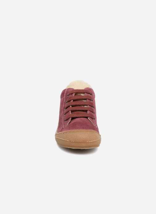 Bottines et boots Naturino Wooly Rose vue portées chaussures