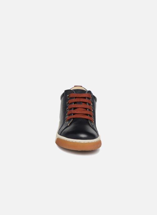 Bottines et boots Naturino Haley Bleu vue portées chaussures