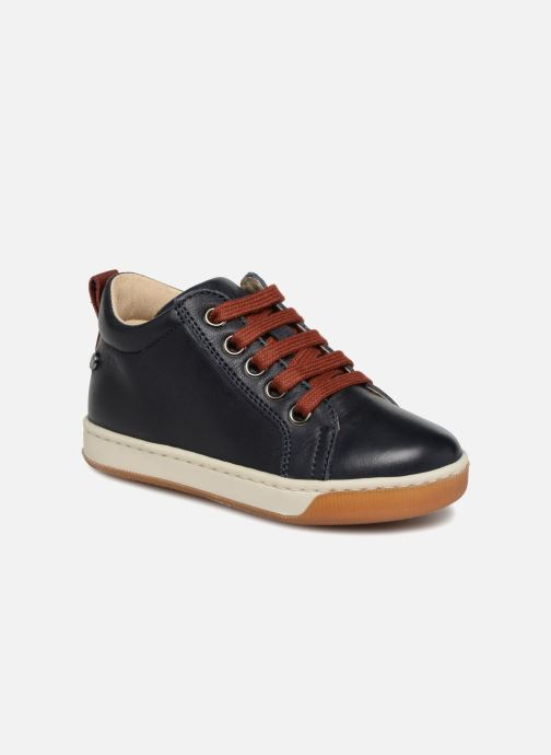 Bottines et boots Naturino Haley Bleu vue détail/paire