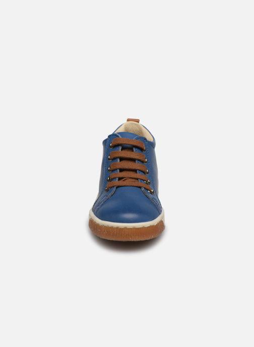 Stiefeletten & Boots Naturino Haley blau schuhe getragen