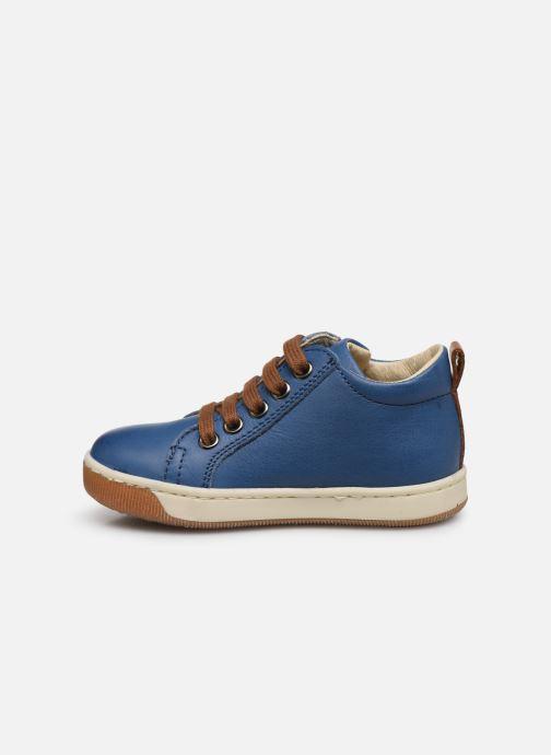 Stiefeletten & Boots Naturino Haley blau ansicht von vorne