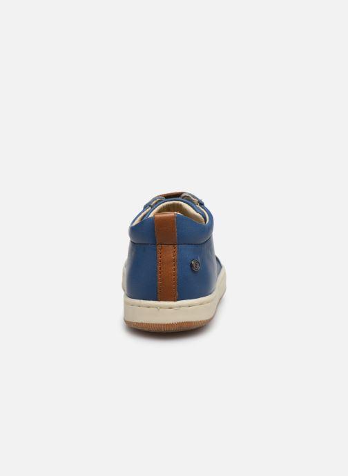 Stiefeletten & Boots Naturino Haley blau ansicht von rechts