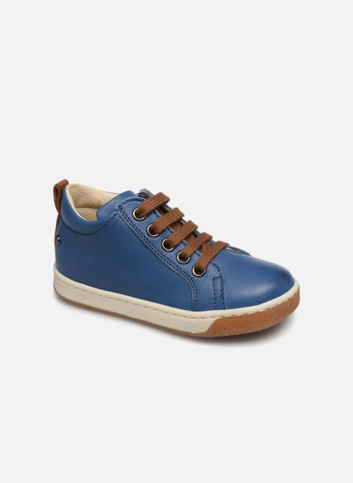 Stiefeletten & Boots Naturino Haley blau detaillierte ansicht/modell