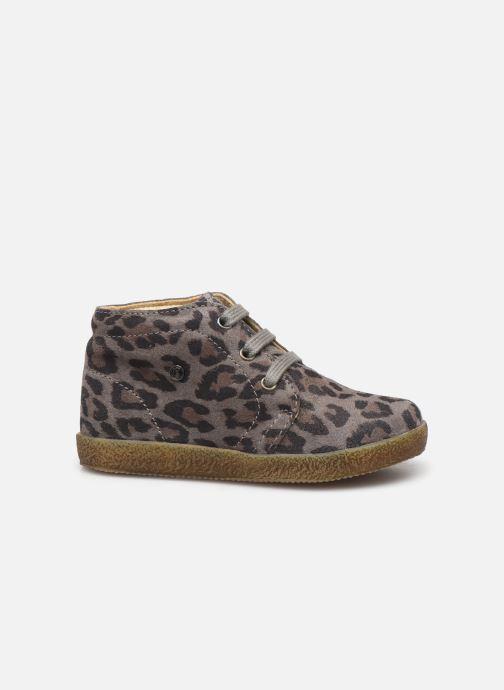 Bottines et boots Naturino Conte Gris vue derrière