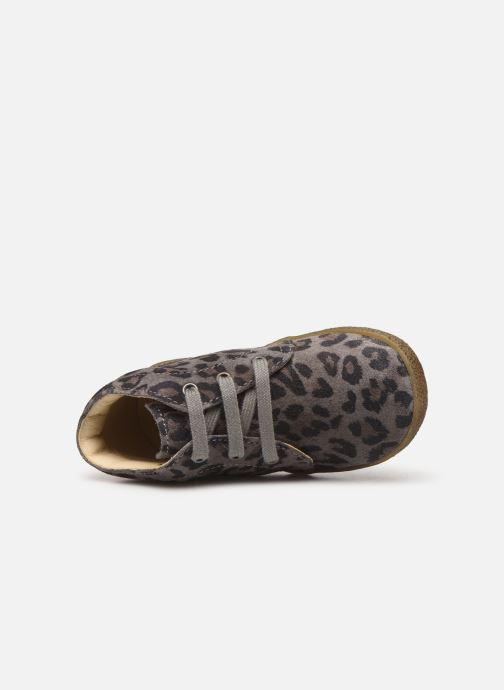 Bottines et boots Naturino Conte Gris vue gauche