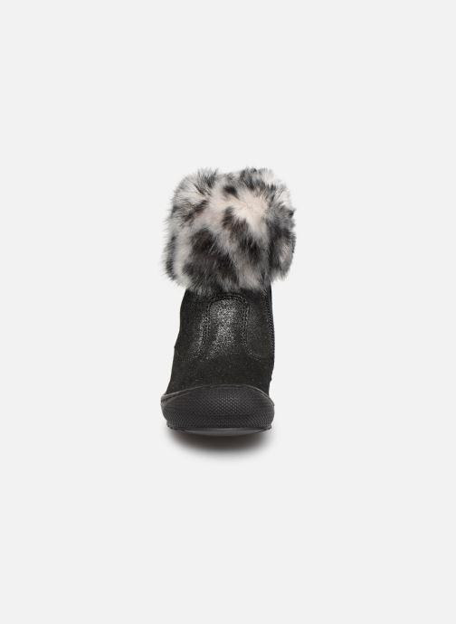 Bottes Naturino Tender Noir vue portées chaussures
