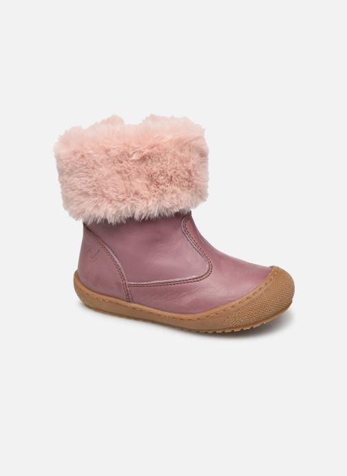 Stiefel Naturino Tender rosa detaillierte ansicht/modell