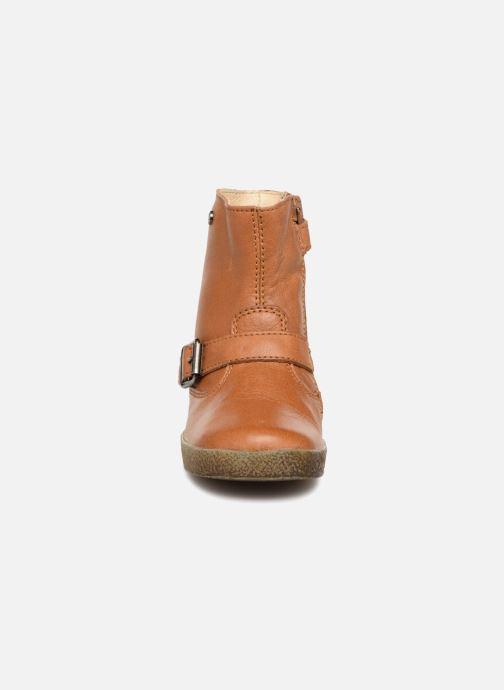 Stiefel Naturino Casper braun schuhe getragen