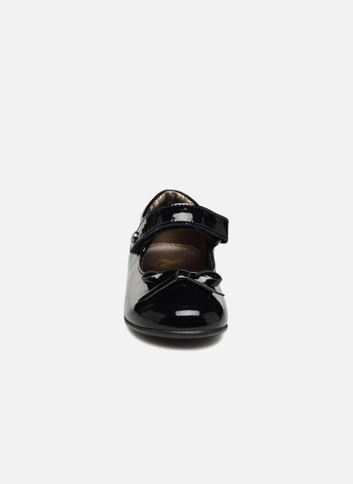 Ballerines Naturino Ballet Noir vue portées chaussures