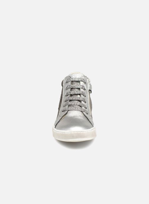 Trainers Naturino Mons Silver model view
