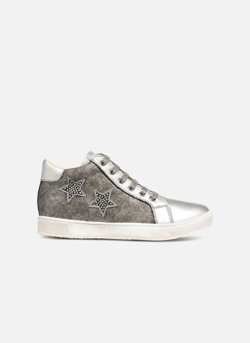 Trainers Naturino Mons Silver back view