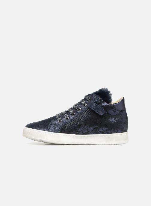 Trainers Naturino Namur Blue front view